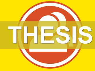 Thesis Statement Examples - Write a Writing